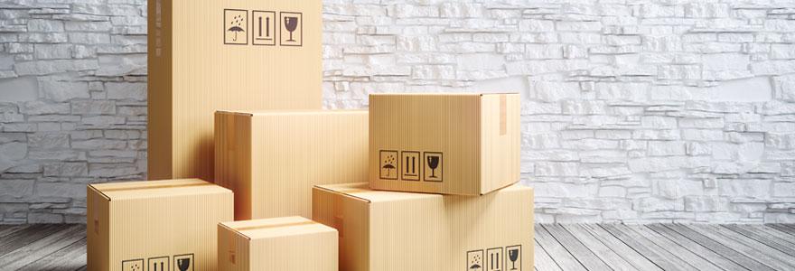 Cartons solides pour votre déménagement